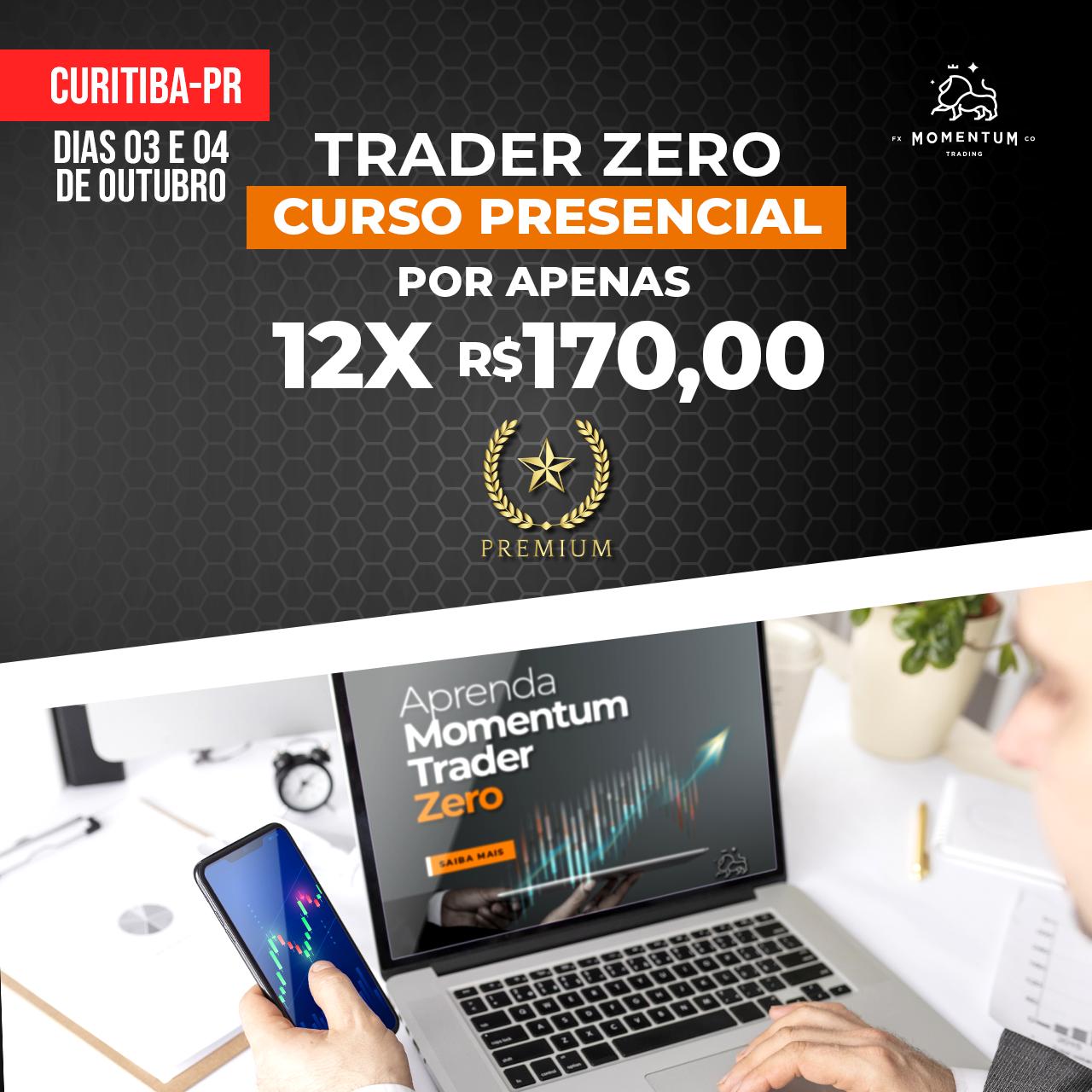 Trader zero Curitiba Premium
